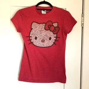 Hello Kitty Red Baby Tee